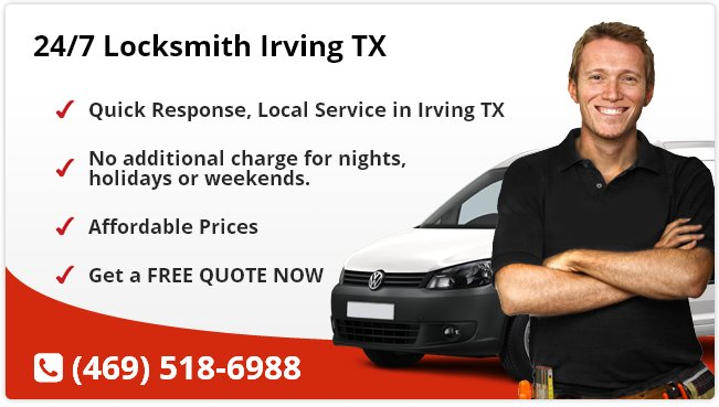 Irving TX Locksmith